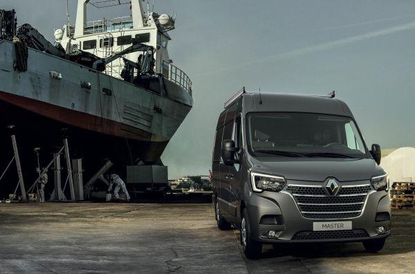 Renault New Master